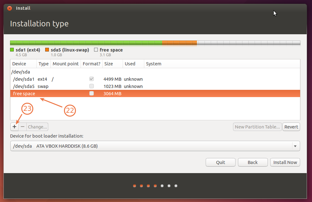 How To Install Ubuntu 14 04 14 10 15 04 15 10 On An Empty Hard Disk
