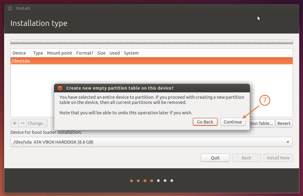 How to install Ubuntu 14.04/14.10/15.04/15.10 on an empty hard ...