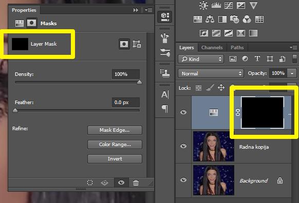 Promena boje ociju u Photoshopu slika 10