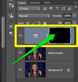 Promena boje ociju u Photoshopu slika 14