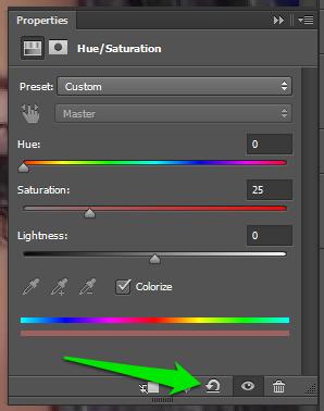 Promena boje ociju u Photoshopu slika 17