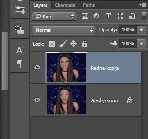 Promena boje ociju u Photoshopu slika 5