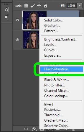 Promena boje ociju u Photoshopu slika 7