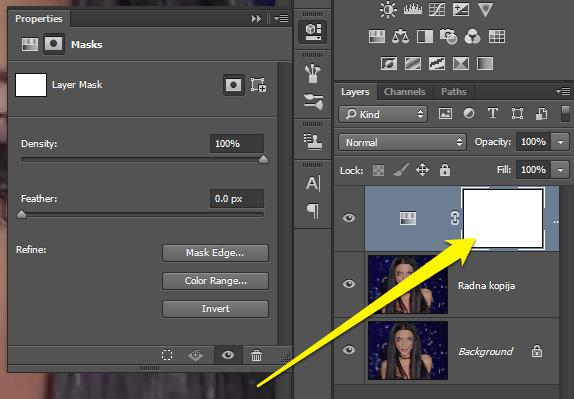 Promena boje ociju u Photoshopu slika 9