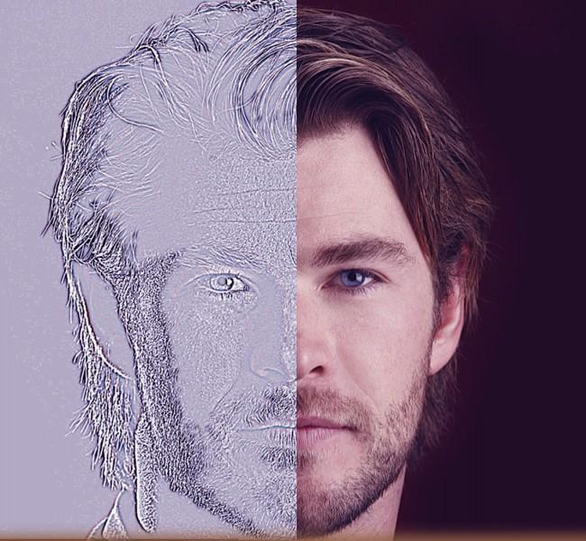 Retusiranje lica na fotografijama metod 2 - Ivan Blagojevic