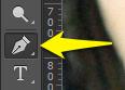 Obrve u Photoshop slika 2