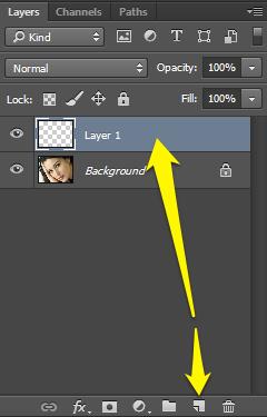 Obrve u Photoshop slika 5