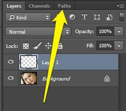 Obrve u Photoshop slika 6