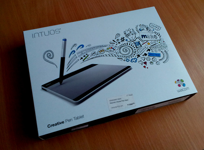 Wacom Intuos blog post slika 1