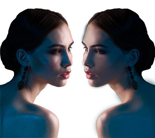 Професионално ретуширање фотографија
