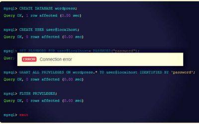 Решење за connection error prettify.css ако користите Simple Code Highlighter