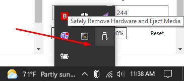proširenje prostora laptopa